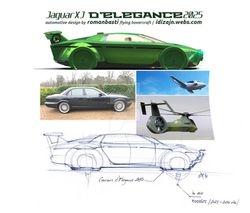 JaguarXJdelegance2025